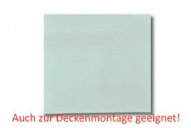 Infrarotheizung Glas Schwarz