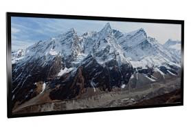 Glas-Bildheizung Nepal Schwarz 600 W